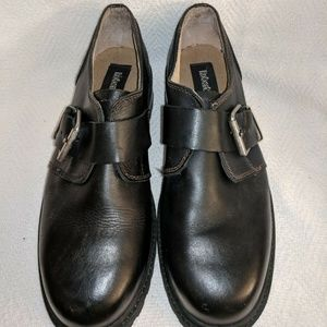 Robert Wayne Monk Strap Buckle Loafer Shoes 11 M